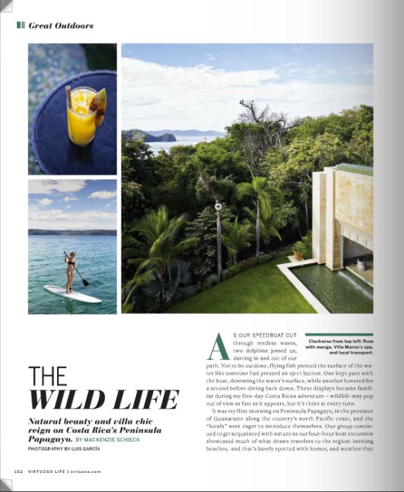 Virtuoso Life magazine